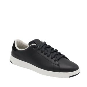Cole Haan Black Grand Pro Tennis Sneaker